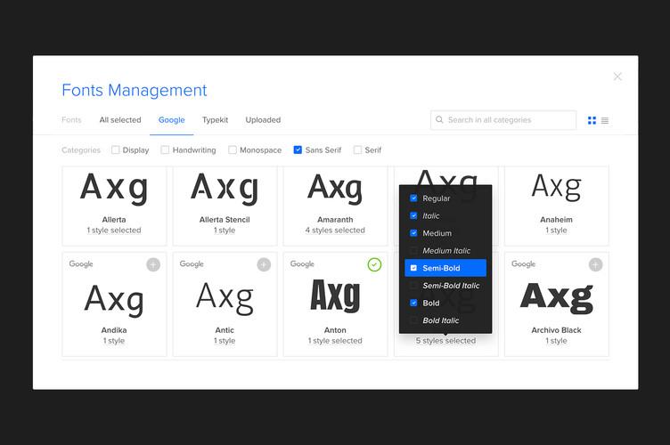 UXPin - Docs | Editor